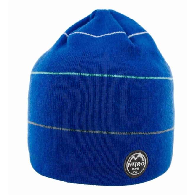 kulich NITRO - Mini Stripe Hat Hero Blue (003)