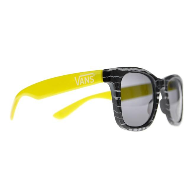 sluneční brýle VANS - Janelle Hipster Su Black/Sulphur (8YY)