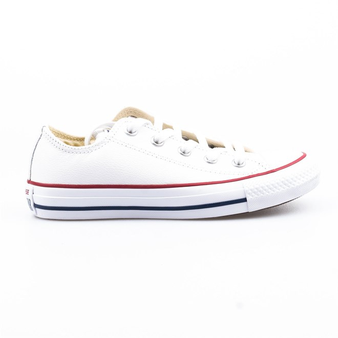 boty CONVERSE - Chuck Taylor All Star Leather White (WHITE)