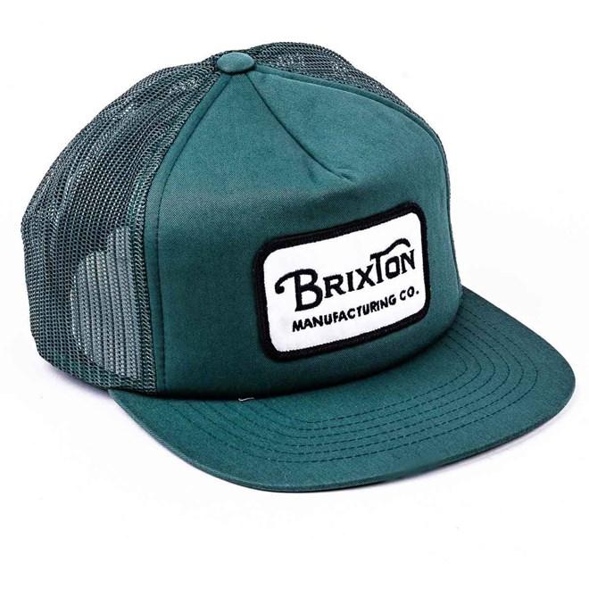 kšiltovka BRIXTON - Grade Chive (CHIVE)