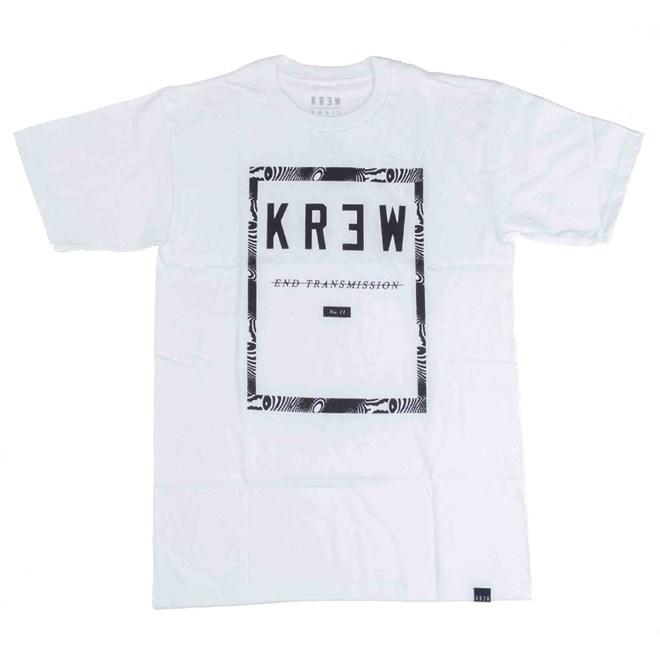 triko KREW - Opbox Reg S/S White (100)