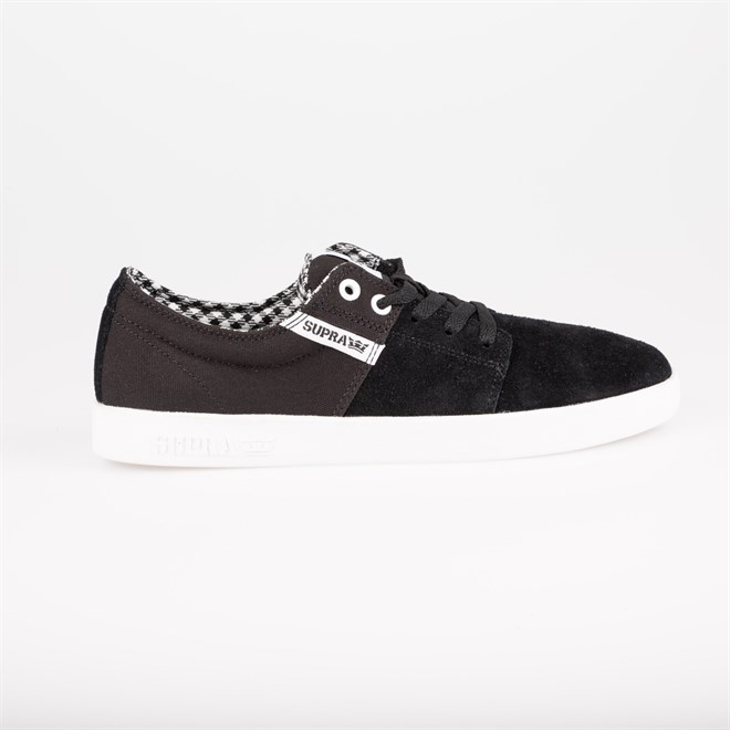 boty SUPRA - Stacks Ii Black/White-White (050)