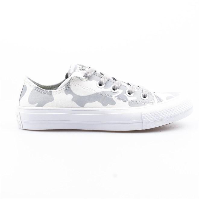 boty CONVERSE - CT AS II White/Mouse/White (WHITE/MOUSE/WHITE)