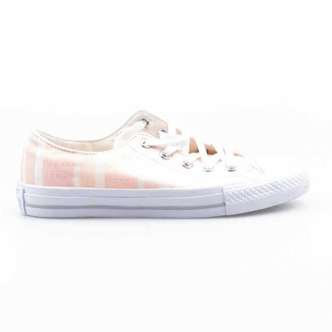 boty CONVERSE - Chuck Taylor All Star Gemma Vapor Pink/White/Mouse (VAPOR PINK-WHT-MOUSE)