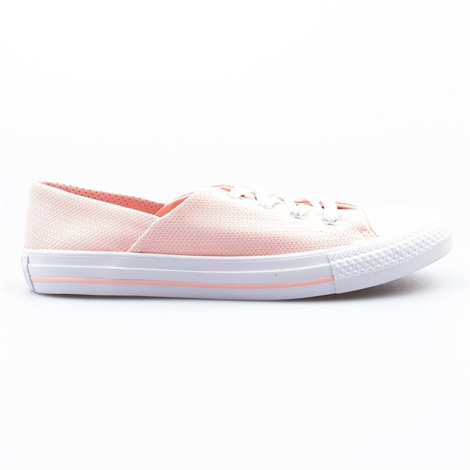 boty CONVERSE - Chuck Taylor All Star Coral Vapor Pink/Vapor Pink/ White (VAPOR PINK- WHT)