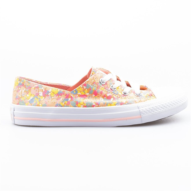 boty CONVERSE - Chuck Taylor All Star Coral Vapor Pink/Sunset Glow/Porpoise/White (PINK GLOW-WHT)