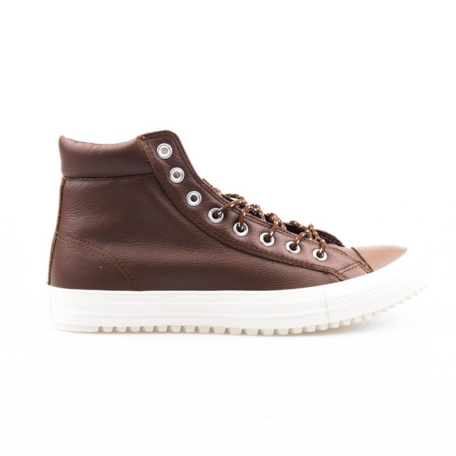 boty CONVERSE - Chuck Taylor All Star Boot Pc Dark Clove/Dark Clove/Egret (DARK CLOVE-EGRET)
