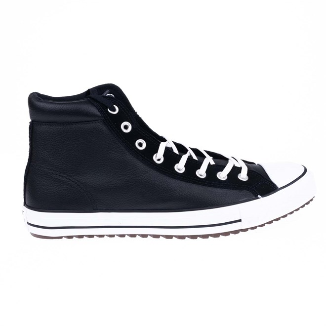 boty CONVERSE - Chuck Taylor All Star Boot Pc Black/Black/White (BLACK-BLACK-WHITE)