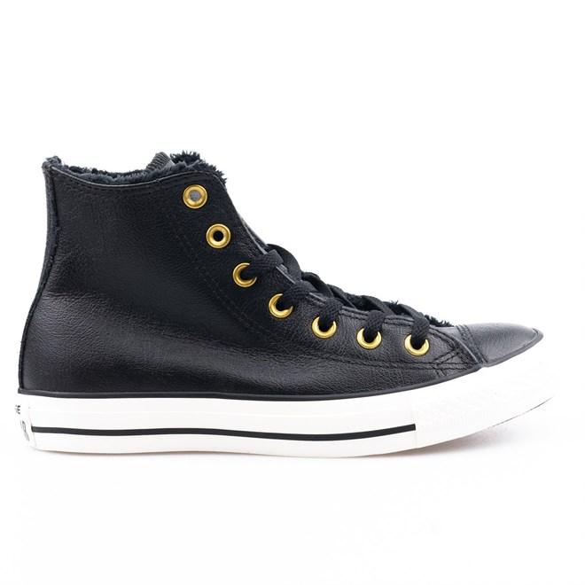 boty CONVERSE - Chuck Taylor All Star Black/Black/Egret (BLACK-BLACK-EGRET)