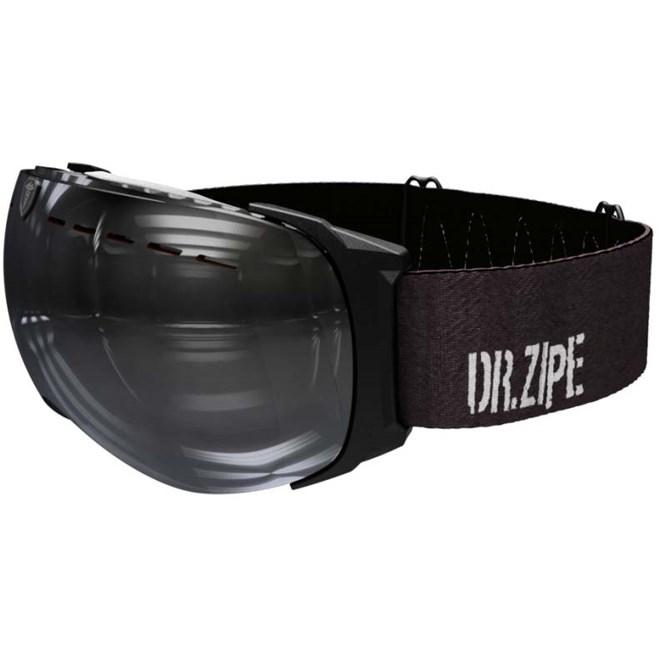 snb brýle DR.ZIPE - Headmaster BLACK Orange W Silver Mirror (BLACK)