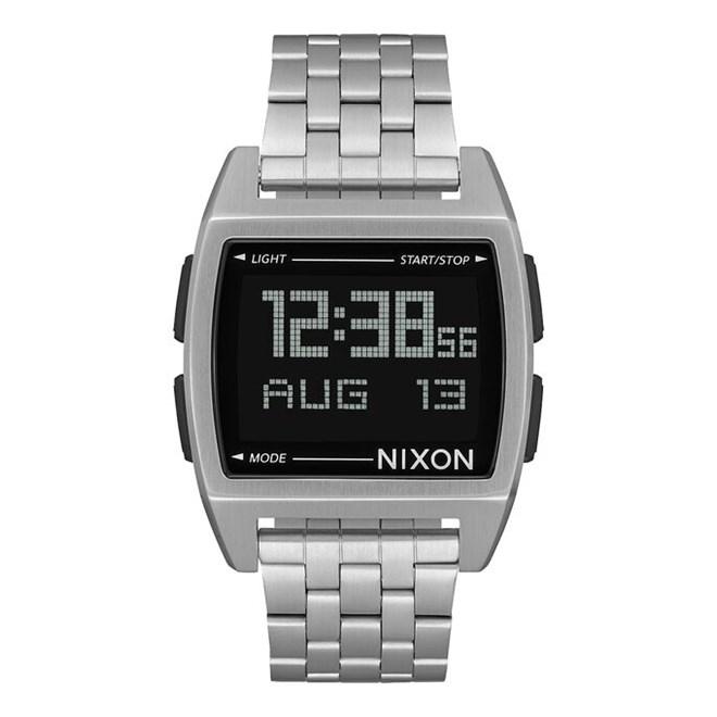 hodinky NIXON - Base Black (000)  b137072b02c