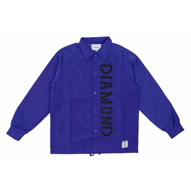 bunda DIAMOND - Dugout Coach´S Jacket Blue (BLUE)