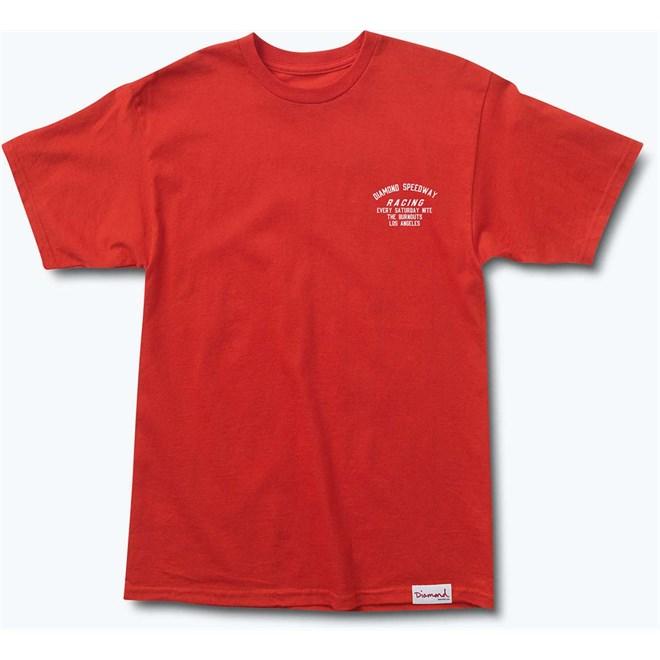 triko DIAMOND - Speedway Red (RED)