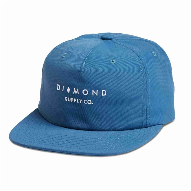 kšiltovka DIAMOND - Marquise Cut Clipback Sp18 Slate (SLA)