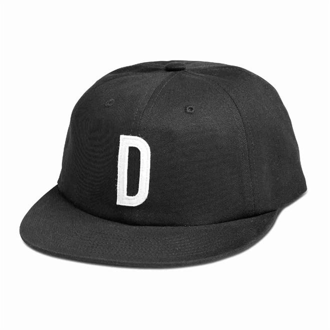 kšiltovka DIAMOND - Home Team Unstru Snapback Sp18 Black (BLK)