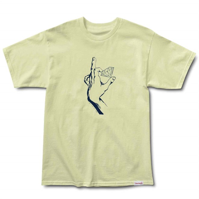 triko DIAMOND - Sign Language Tee Banana (BAN)  da058f12b45c7