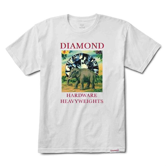 triko DIAMOND - Indigenous Tee White (WHT)