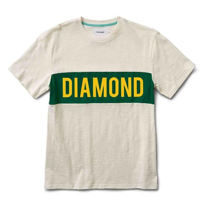 triko DIAMOND - Elliot Tee Cream (CREAM)