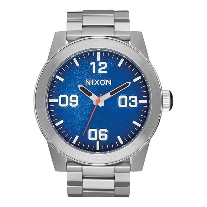 hodinky NIXON - Corporal Ss Reflex Blue Sunray (2660)  697c6233516