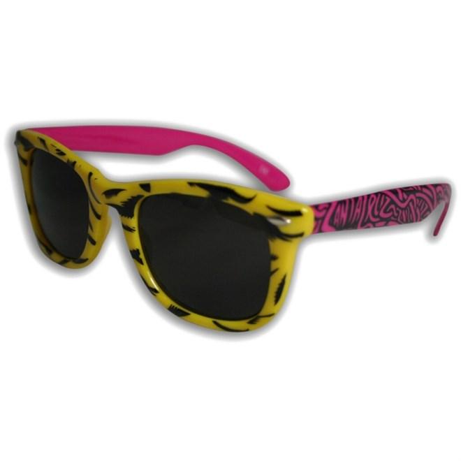 sluneční brýle SANTA CRUZ - Screaming Shades  Yellow (YELLOW)