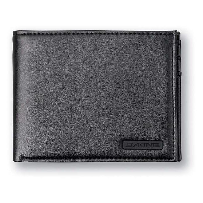 peněženka DAKINE - Archer Coin Wallet Black (BLACK)