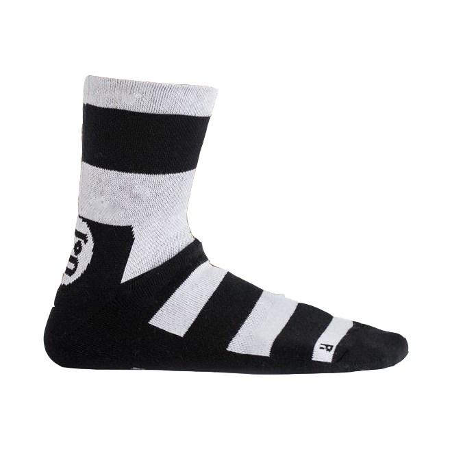 ponožky STINKY - Criminal Black/White (BLACK/WHITE)