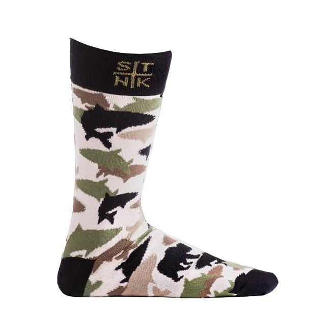 ponožky STINKY - Hunter Trout Camo (TROUT CAMO)