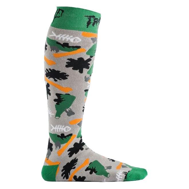 ponožky STINKY - Trash League Trash Camo (TRASH CAMO)