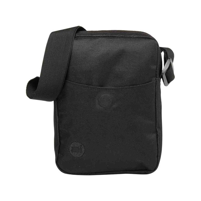 taška přes rameno MI-PAC - Flight Bag Classic All Black (001)