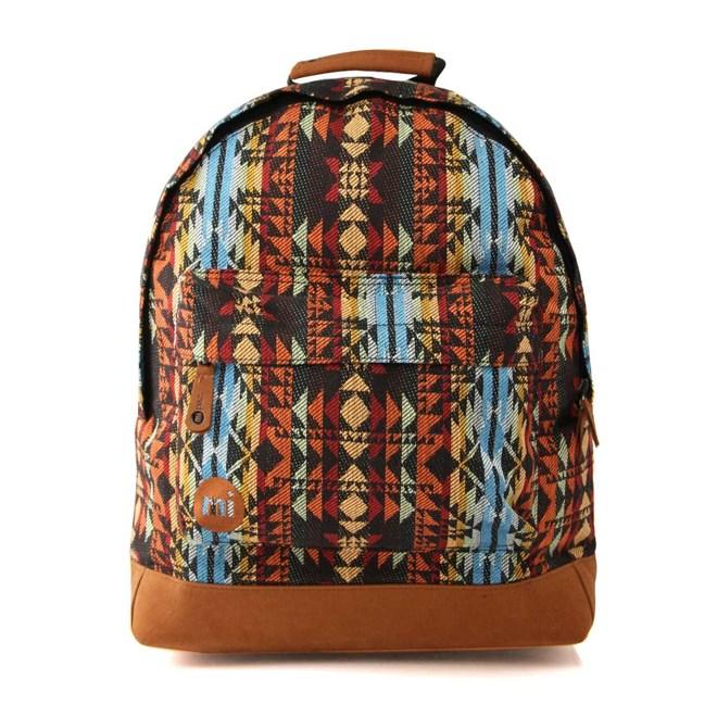 batoh MI-PAC - Premium Aztec Weave Black (009)