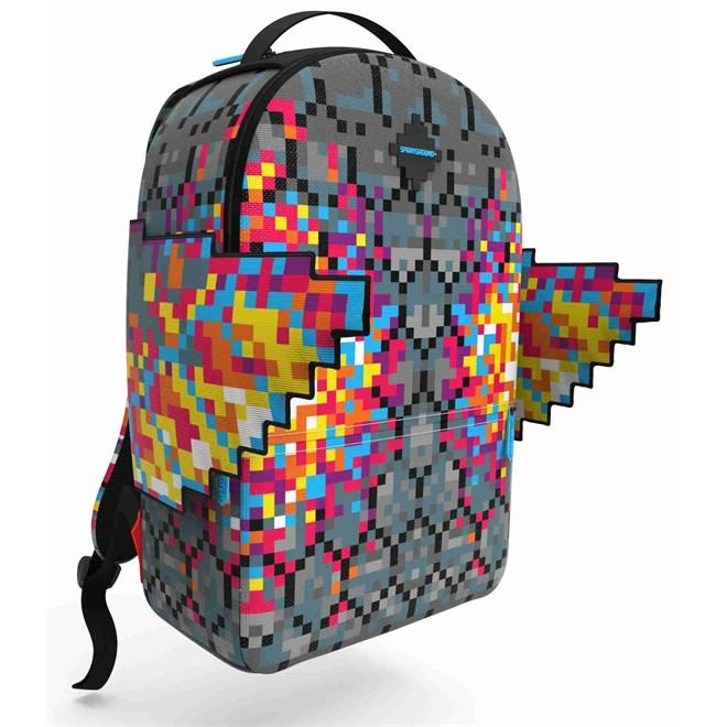 batoh SPRAYGROUND - Pixel Wings (000)