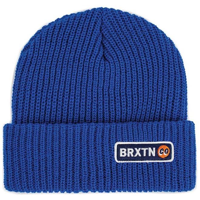 c07410758 čiapka BRIXTON - Baldwin Beanie Royal (ROYAL)   SNOWBITCH.SK