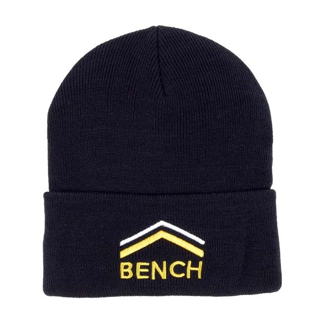 kšiltovka BENCH - Turn Up Beanie With Graphic Night Sky (BL11355)
