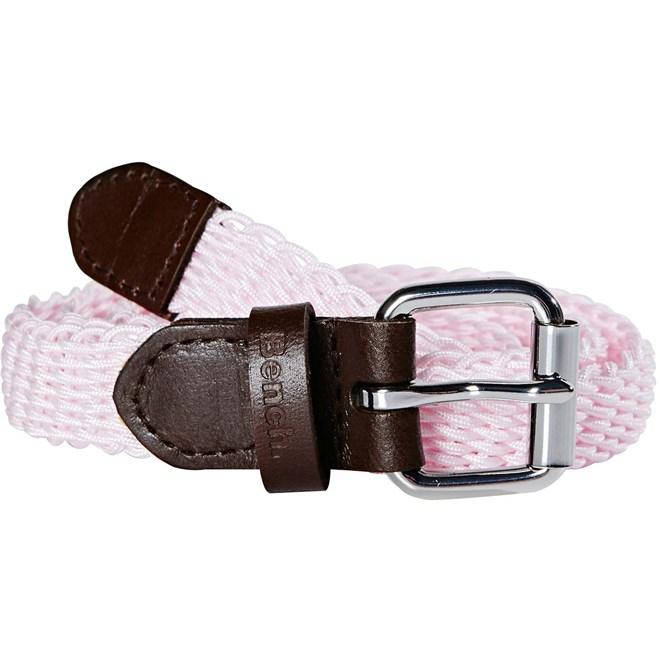 pasek BENCH - Webbing Belt Pink (PK11197)