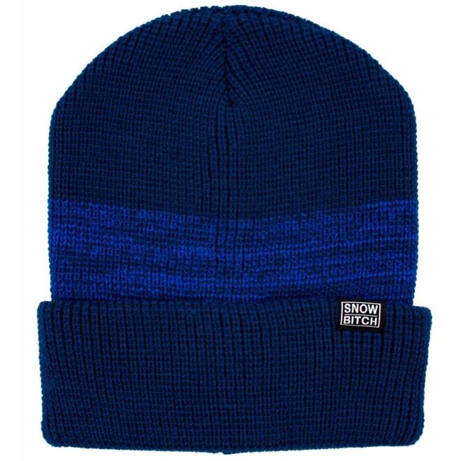kulich SNOWBITCH - modrý (BLUE)