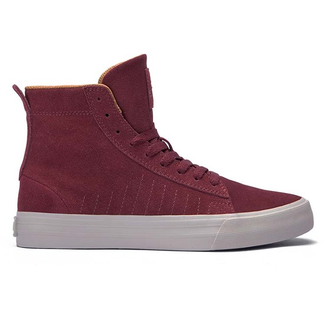 boty SUPRA - Belmont High Port-Bone (PRT)