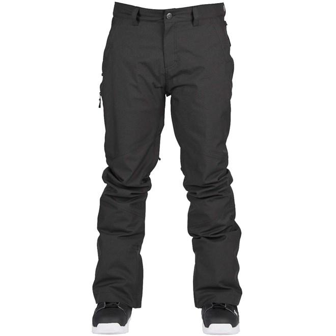 kalhoty BONFIRE - Surface Stretch Pant Black (BLK)