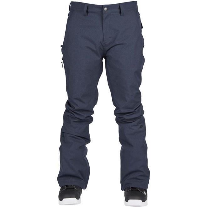 kalhoty BONFIRE - Surface Stretch Pant Indigo (IND)