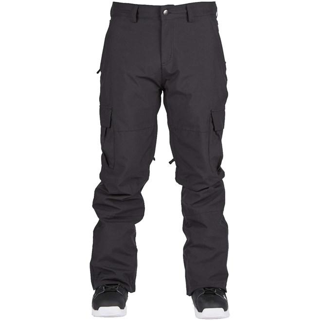 kalhoty BONFIRE - Tactical Pant Black (BLK)