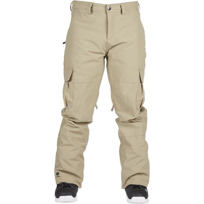 kalhoty BONFIRE - Tactical Pant Khaki (KHA)