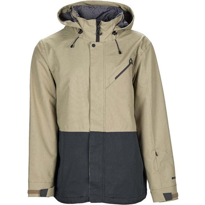bunda BONFIRE - Ether Jacket Khaki-Black (KHA)