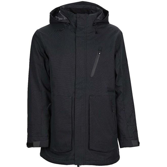 bunda BONFIRE - Strata Jacket Insulated Black (BLK)