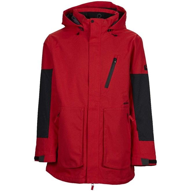 bunda BONFIRE - Strata Jacket Insulated Red (RED)