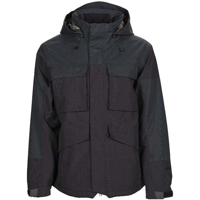bunda BONFIRE - Structure Insulated Jacket Indigo (IND)