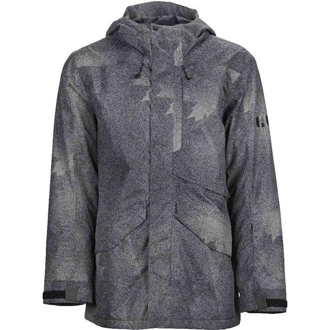 bunda BONFIRE - Vector Jacket Insulated Charcoal Maple (CHA)