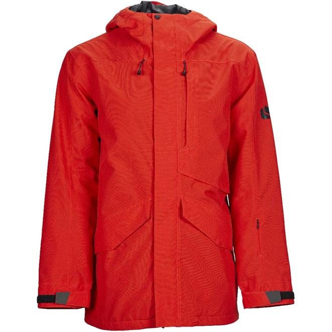 bunda BONFIRE - Vector Jacket Insulated Red (RED)