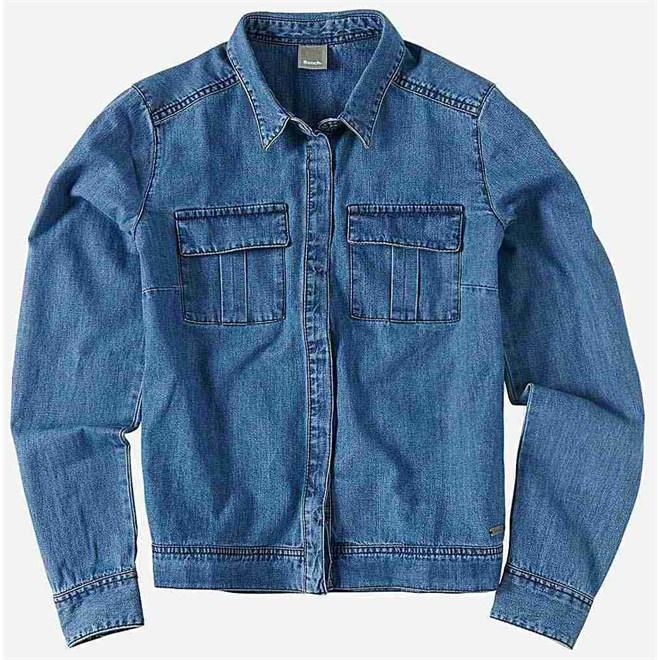 košile BENCH - Dweller Mid Rinse (WA014)