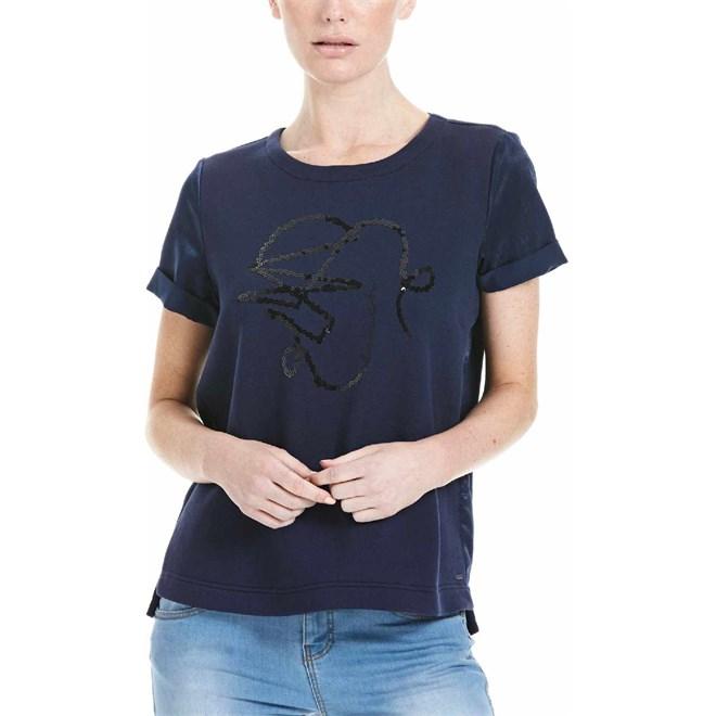 košile BENCH - Shirt Maritime Blue (BL193)