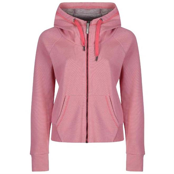 mikina BENCH - Unfaltering Pink (PK164)