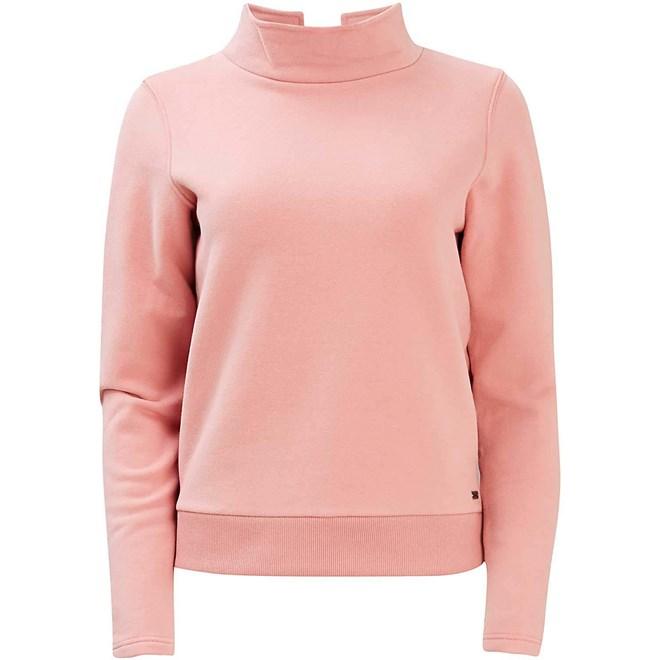mikina BENCH - Repay Light Pink (PK162)